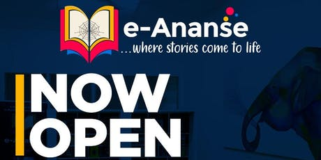 Launch of the e-Ananse Libraries tickets