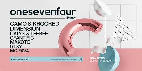 onesevenfour ___ Sydney tickets