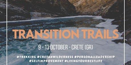 Transition Trails - Crete // 5 Day Adventure tickets