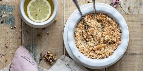 """Kochkurs """"Ayurvedic Porridge"""" - ein genussvolles und gesundes Frühstück Tickets"""