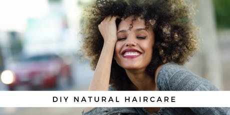 DIY Natural Haircare w/ Essential Oils tickets