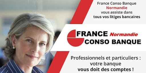 Permanence France Conso Banque Normandie à Rouen