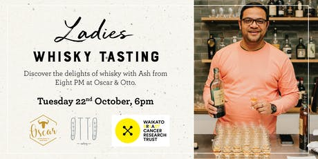 Ladies Only Whisky Tasting - Tauranga tickets