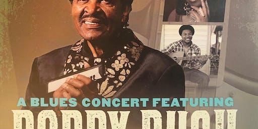 Bobby Rush/Karen Wolfe/Marcus Cartwright Blues Concert