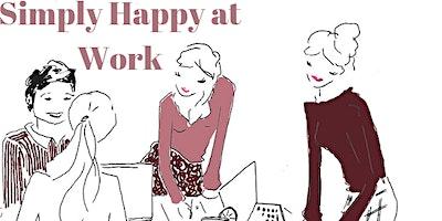 Creëer je eigen Werkgeluk (workshop)