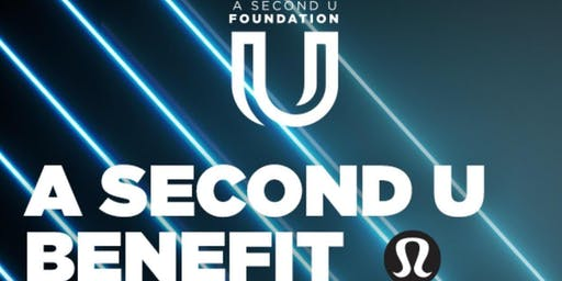 2019 Second U Foundation Benefit