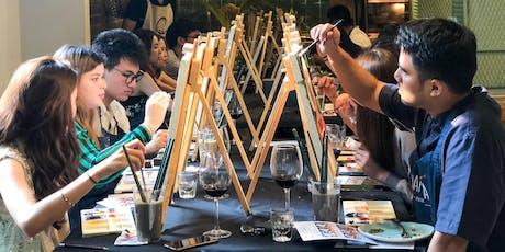Paint & Wine Workshop tickets