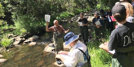Water Bug Blitz workshop tickets