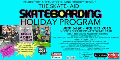 SEPT/OCT HOLIDAY SKATE PROGRAM 2019
