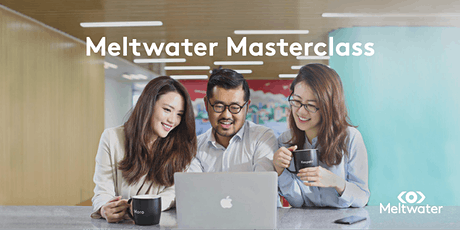 Meltwater Hong Kong Masterclass tickets