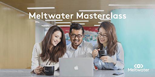 Meltwater Hong Kong Masterclass