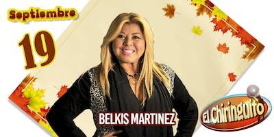 Belkis Martínez @ El Chiringuito