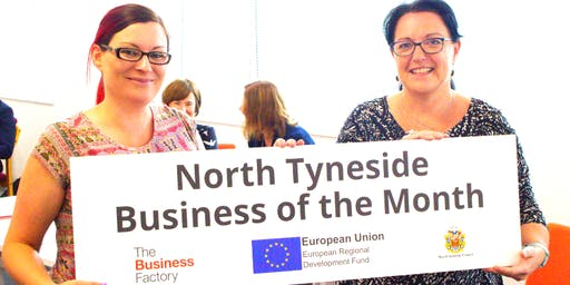 Business of the Month Coffee Morning - Thursday 19th September at 9.30am at Royal Quays Business Centre