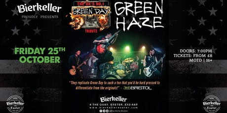 Green Haze ( Green day tribute band ) tickets
