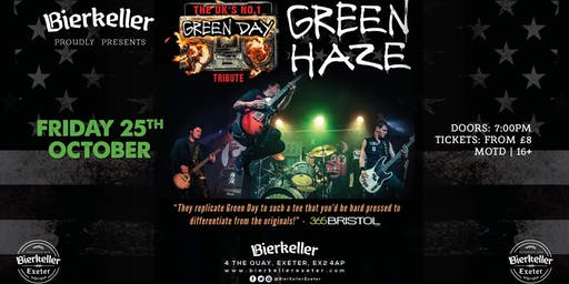 Green Haze ( Green day tribute band )