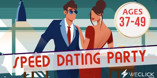 Speed Dating & Singles Party | ages 37-49 | Brisbane