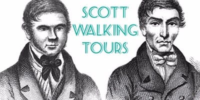 *Free* Burke and Hare walking tour - doon the close and up the stair...
