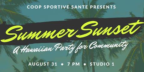 Summer Sunset Dance Party tickets