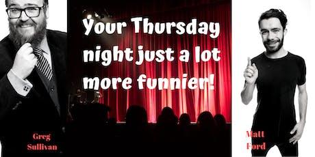 Comedy Night @ Currumbin RSL tickets