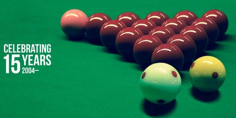 FREE billiards and snooker coaching and volunteer recruitment event tickets