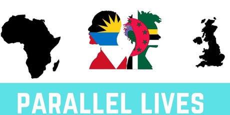 PARALLEL LIVES - A BLACK HISTORY MONTH EVENT tickets