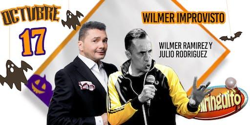 Wilmer Improvisto @ El Chiringuito