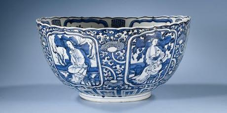 'Aziatische kunst in het Rijksmuseum' — Lezing door dr. Jan van Campen tickets