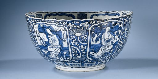 'Aziatische kunst in het Rijksmuseum' — Lezing door dr. Jan van Campen