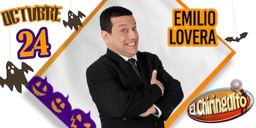 Emilio Lovera @ El Chiringuito