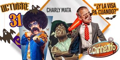 Charly Mata @ El Chiringuito