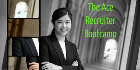 The Ace Recruiter Bootcamp tickets