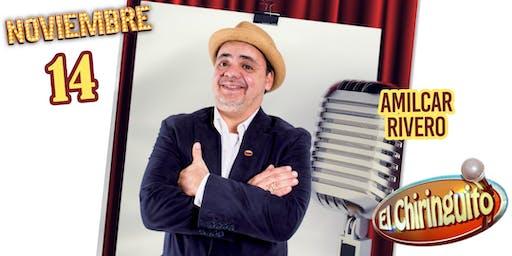 Amilcar Rivero @ El Chiringuito