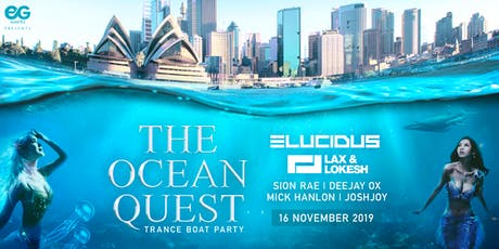 'The Ocean Quest' Trance Boat Party tickets