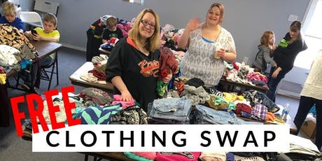 Free Clothing Swap tickets