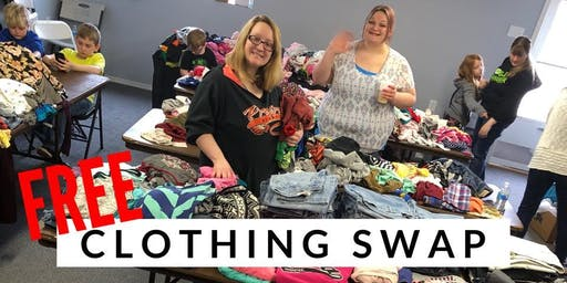 Free Clothing Swap