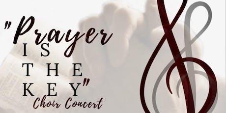 Prayer is the Key tickets