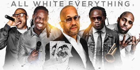 ALL WHITE EVERYTHING COMEDY SHOW tickets