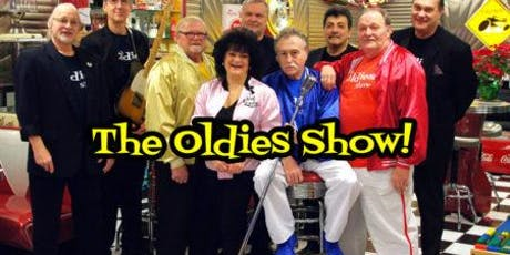 The Oldies Show in Concert tickets