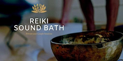 Private Reiki Sound Bath