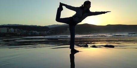Yoga tickets