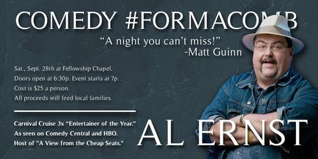#forMacomb Comedy Night tickets