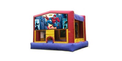 Jump Around Moon Bounce at Oakland Mall - Saturdays, Sundays