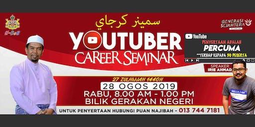 Youtuber Seminar Career