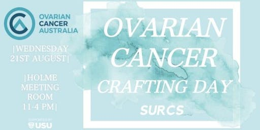 Ovarian Cancer Crafting Day