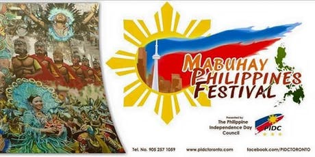 Mabuhay Philippines Festival tickets