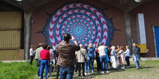 Tizarte Part of the Family Street Art Parcours 2019 - GRATIS