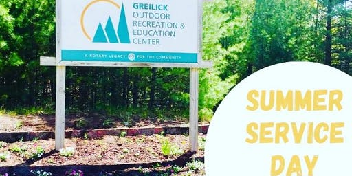 GOREC Summer Service Day - August 25