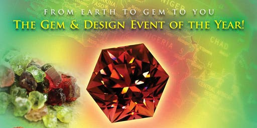 The Gem & Design Event of the Year! September 17th