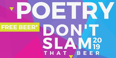Poetry (Don't) Slam - September Open Mic