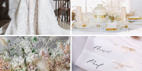 Muted Natural Colors & Gold Dusted Accents Styled Photography Workshop tickets
